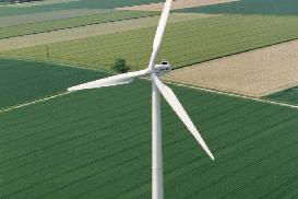 Wind farm Oyten