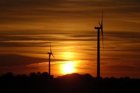 Wind farm Ohrdorf